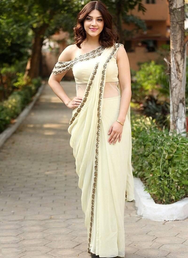Saree For Plus Size Body