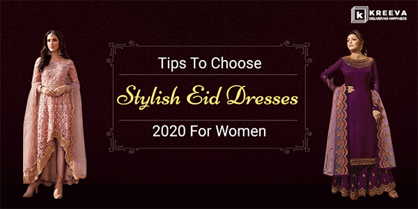 Stylish Dress for This Eid 2020