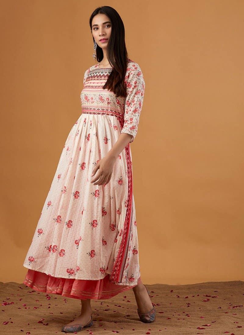 Kurti Indo-Western Style