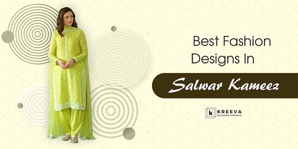 design in Salwar Kameez