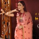 Look Stylish In Silk Sarees