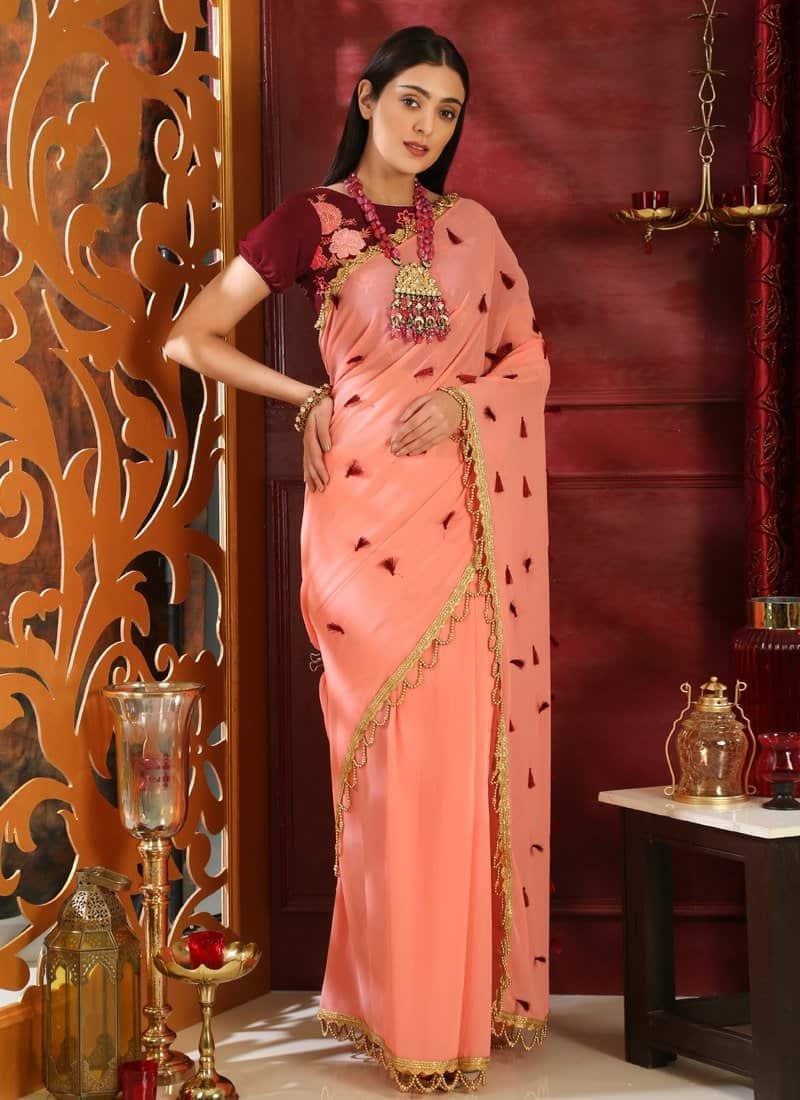 Comfortable Fabric  Saree
