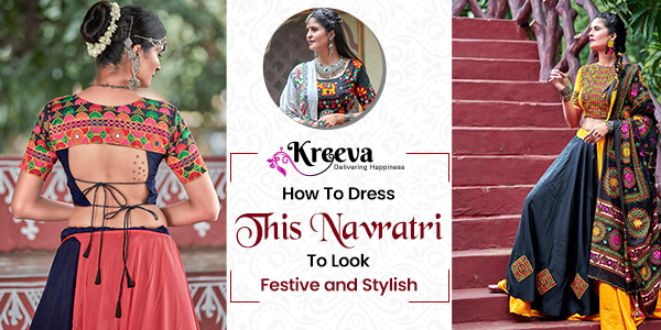 Dress for Navratri Festive Looks
