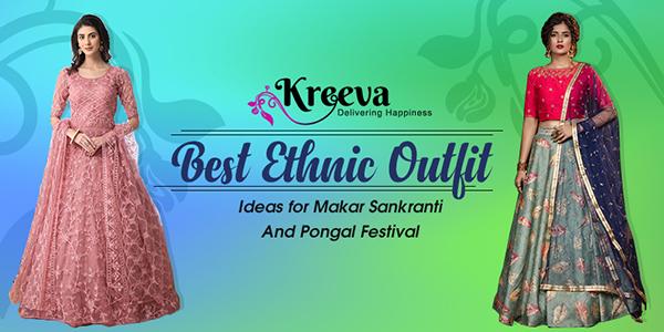 Outfits for Makar Sankranti