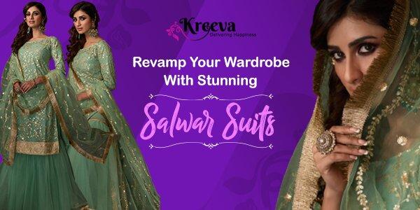 Gorgeous Salwar Suits
