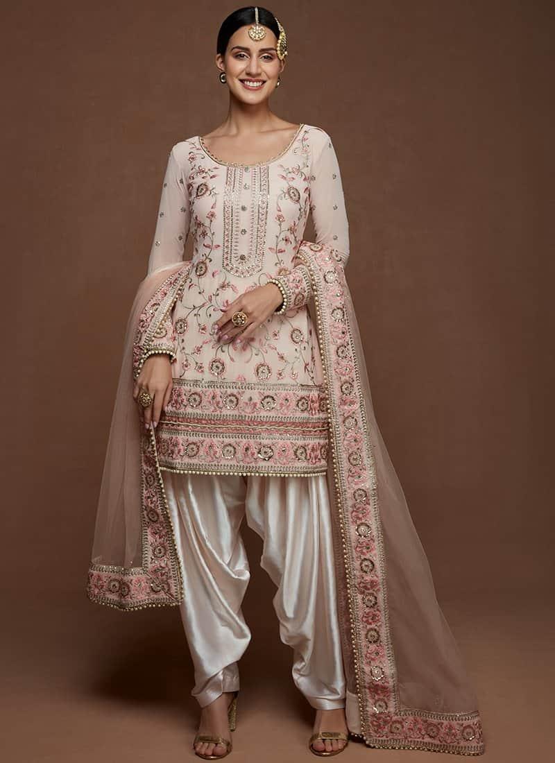 suitable patiala suit
