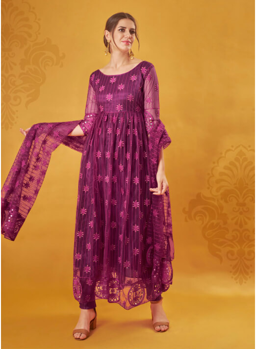 Anarkali Dress Online Shopping