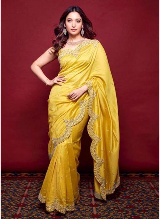 elegant cotton printed sarees