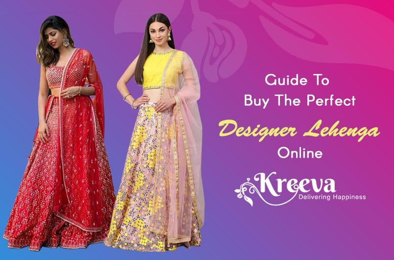 Perfect Designer Lehenga Online