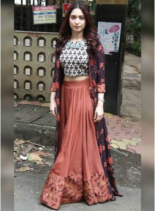 Wine Color Heavy Digital Print Jacket Style Lehenga Choli